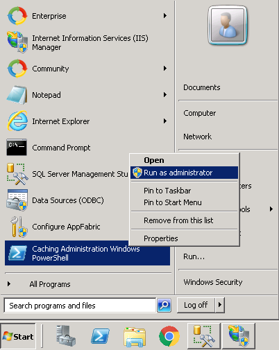 Installing and Configuring MS Web Farm Framework